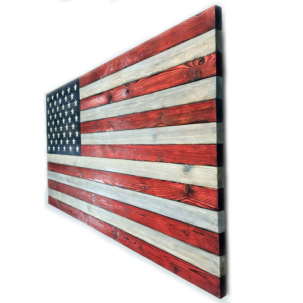 Handcrafted Flat Signature Series Flag